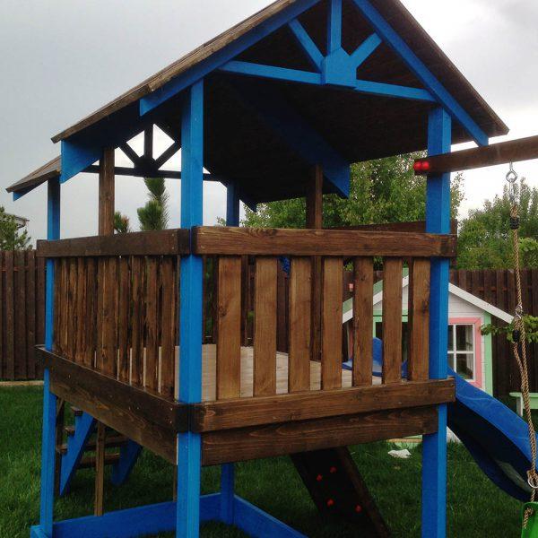 Детские игровые площадки для дачи и улицы